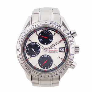 Auth Omega Speedmaster Automatic Stainless Steel Men's Watch Date 3211.31