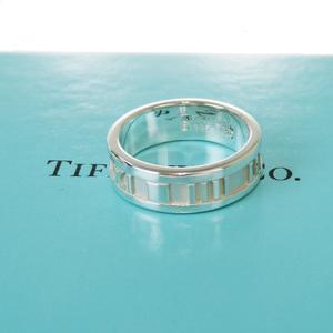 ティファニー(Tiffany) アトラス サイズ 6 スターリングシルバー925 指輪・リング シルバー