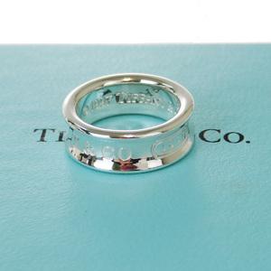ティファニー(Tiffany) 1837 サイズ 5 シルバー925 指輪・リング シルバー