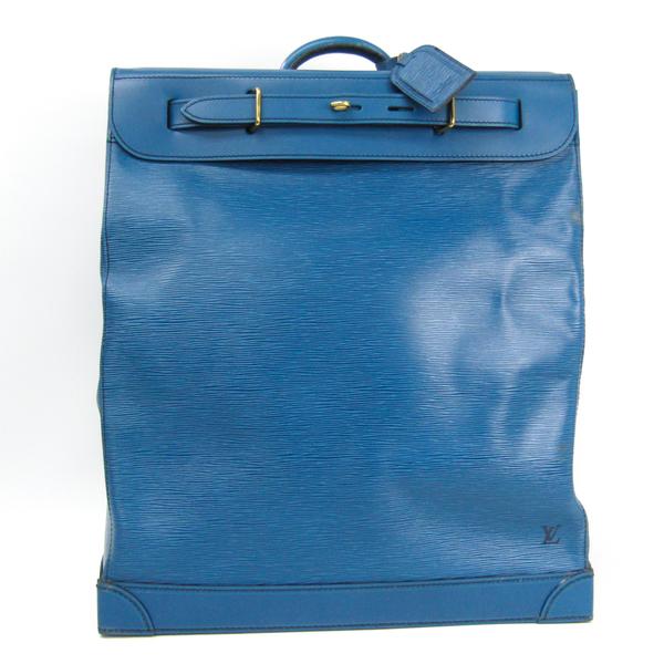 ルイ・ヴィトン(Louis Vuitton) エピ スティーマーバッグ レディース ボストンバッグ ブルー