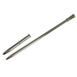 Hermes  Ballpoint Pen Silver Rollerball Pen (Black Ink)