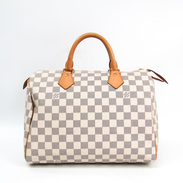 ルイ・ヴィトン(Louis Vuitton) ダミエ スピーディ30 N41533 レディース ハンドバッグ アズール