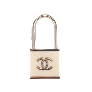 Chanel Coco Fur Charm Keyring