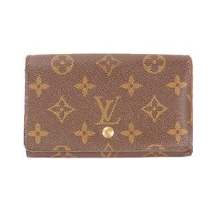 Louis Vuitton Monogram M61730 Women's Undefined,Monogram Wallet (bi-fold) Brown