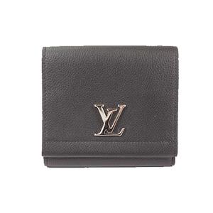 Louis Vuitton Portefeiulle Rock Me Compact M64309 Women's  Wallet (bi-fold) Noir