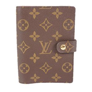 Louis Vuitton Monogram Planner Cover Monogram R20005