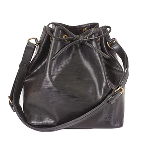 Louis Vuitton Epi ベルエア Belair M51122 2WAYバッグ 2WAYbag Women's Shoulder Bag Black,Noir