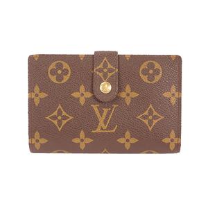 Auth Louis Vuitton Monogram Porte Monet vievienova M61663