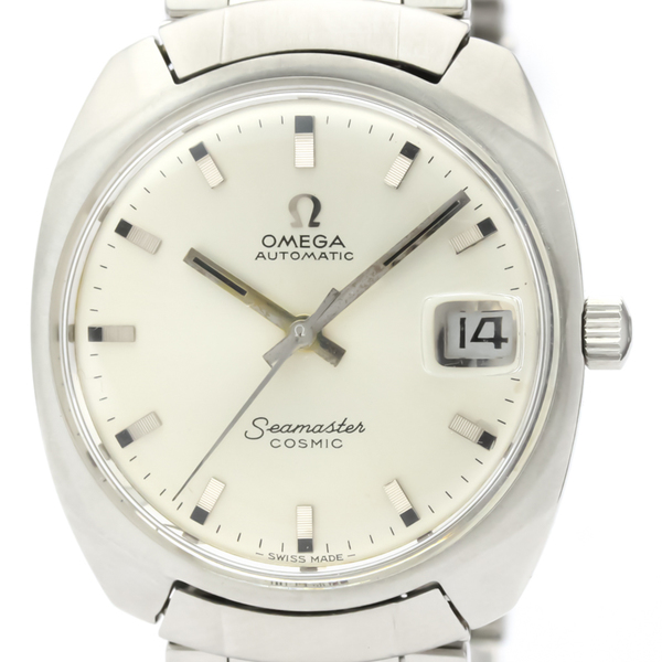 OMEGA Seamaster Cosmic Steel Automatic Mens Watch 166.026