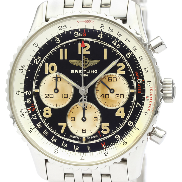 Breitling Navitimer Automatic Stainless Steel Men's Sports Watch A30022