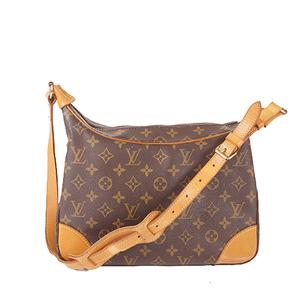 Auth Louis Vuitton Shoulder Bag Monogram Boulogne 30 M51265 A20365