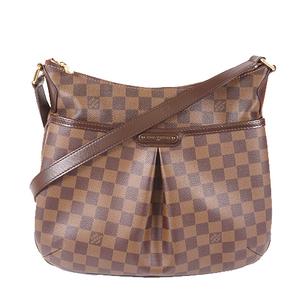 Auth Louis Vuitton shoulder bag Damier Bloomsbury PM N42251 DU0780