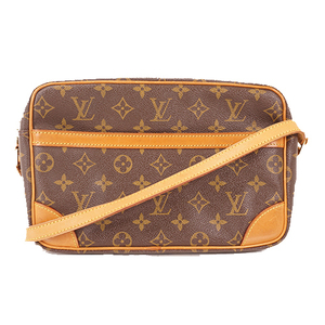 Auth Louis Vuitton Shoulder Bag Monogram Trocadero 27 M51274 NO1189