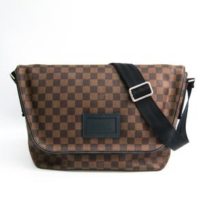 ルイ・ヴィトン(Louis Vuitton) ダミエ スプリンターMM N41254 メンズ ショルダーバッグ エベヌ