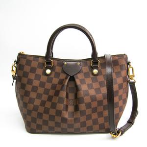 ルイ・ヴィトン(Louis Vuitton) ダミエ シエナPM N41545 レディース ハンドバッグ エベヌ