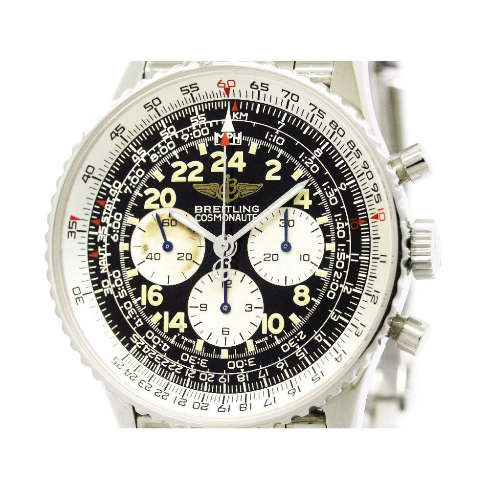 Breitling Navitimer Mechanical Stainless Steel Men's Sports Watch A12022