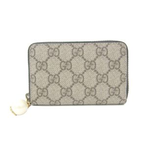 Gucci Card Case (Beige) 431482