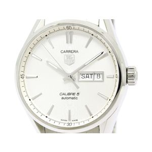 Tag Heuer Carrera Automatic Stainless Steel Men's Sports Watch WAR201B