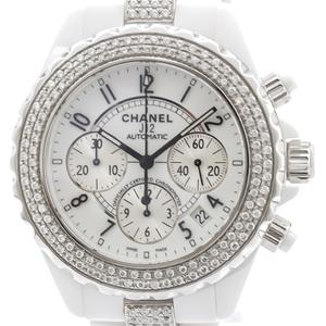 Chanel J12 Automatic Ceramic Men's Sports Watch H1007