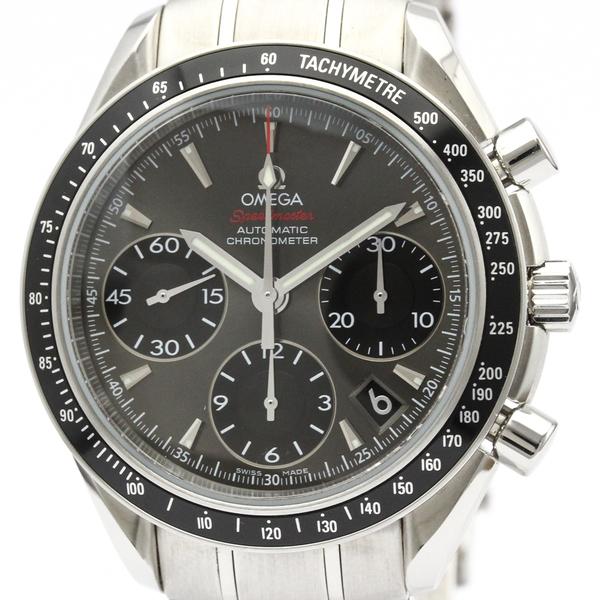 【OMEGA】オメガ スピードマスター デイト ステンレススチール 自動巻き メンズ 時計 323.30.40.40.06.001
