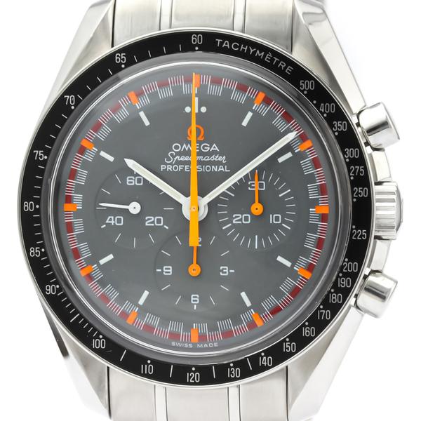 【OMEGA】オメガ スピードマスター プロフェッショナル マーク Ⅱ 2 ステンレススチール 手巻き メンズ 時計 3570.40