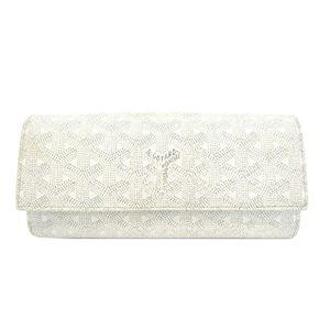 Goyard Varenne Long Wallet (bi-fold) White