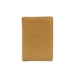 Chanel Card Case (Beige) A13503