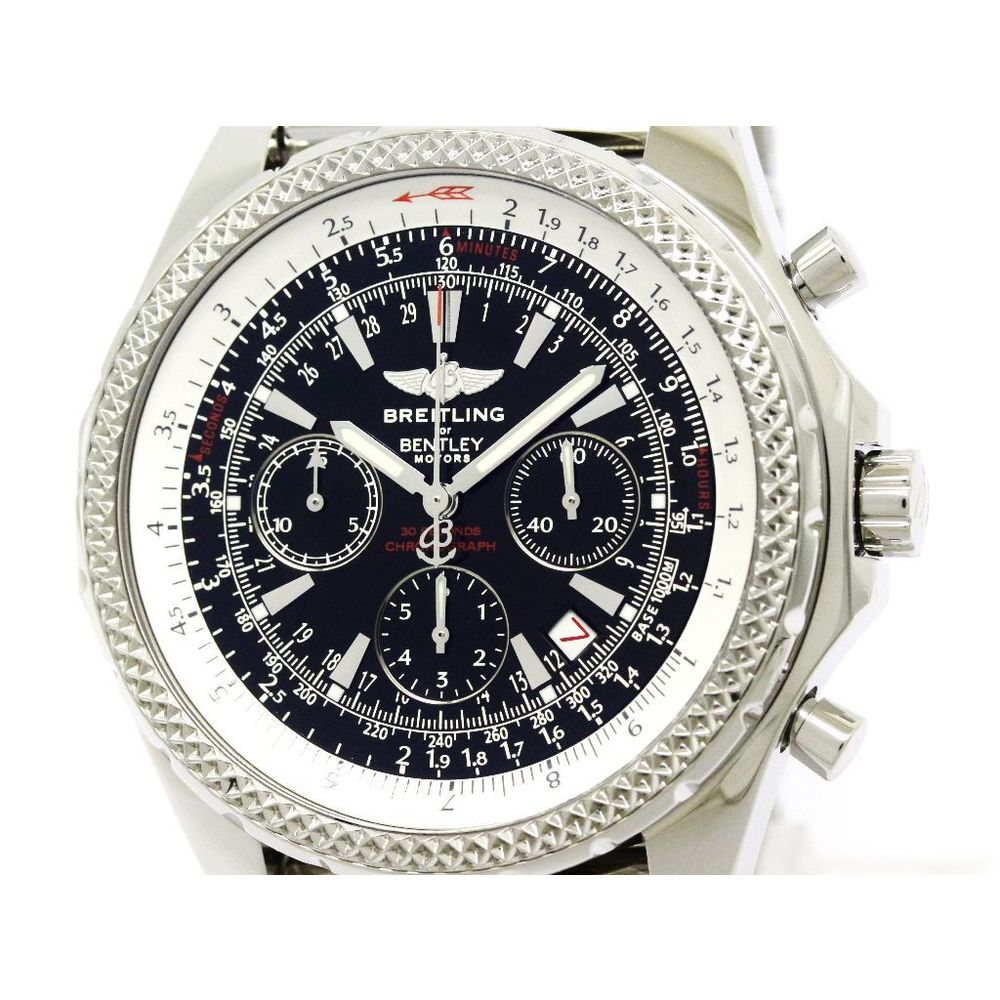 Breitling Bentley Automatic Stainless Steel Men's Sports Watch A25362