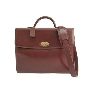 Coach 4420 Men's Briefcase Brown
