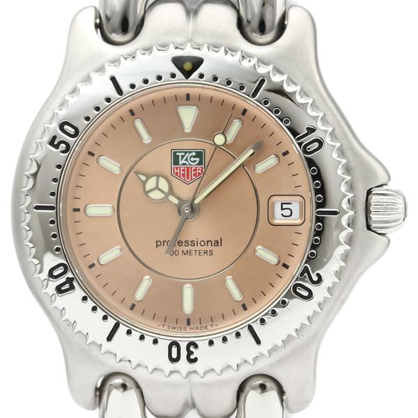 【TAG HEUER】タグホイヤー セル プロフェッショナル 200M ステンレススチール クォーツ メンズ 時計 WG1110