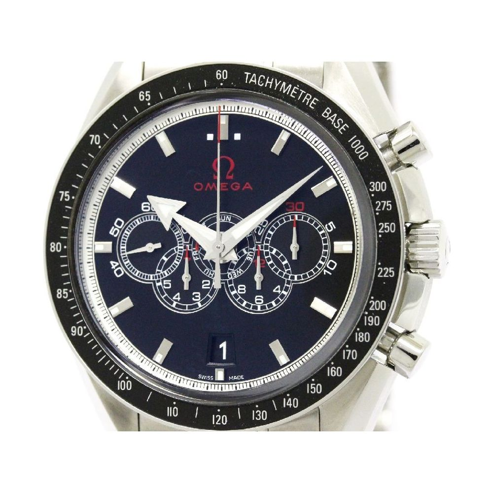 Omega Speedmaster Automatic Stainless Steel Men's Sports Watch 321.30.44.52.01.001
