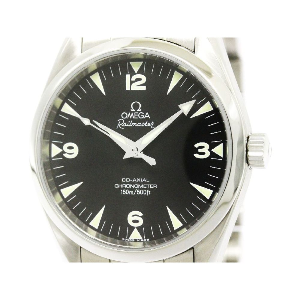 Omega Seamaster Automatic Stainless Steel Men's Sports Watch 2503.52