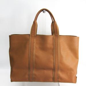 ボッテガ・ヴェネタ(Bottega Veneta) 130977 ユニセックス PVC トートバッグ ライトブラウン
