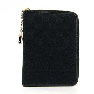 グッチ(Gucci) 手帳 ブラック 163234