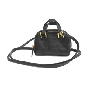 Loewe Micro Mini Amazona Women's Handbag Black