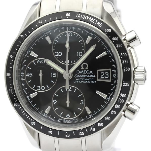 OMEGA Speedmaster Date Steel Automatic Mens Watch 3210.50