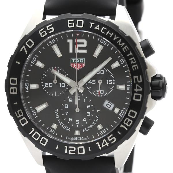 TAG HEUER Formula 1 Chronograph Steel Quartz Watch CAZ1010