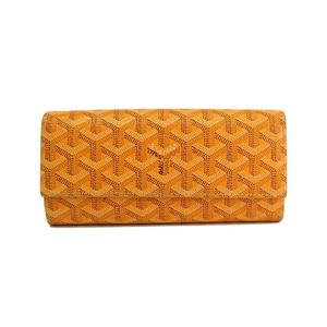 Goyard Varenne Long Wallet (bi-fold) Yellow