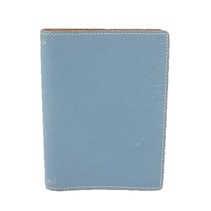 Hermes Planner Cover Blue Jean Agenda □LStamp
