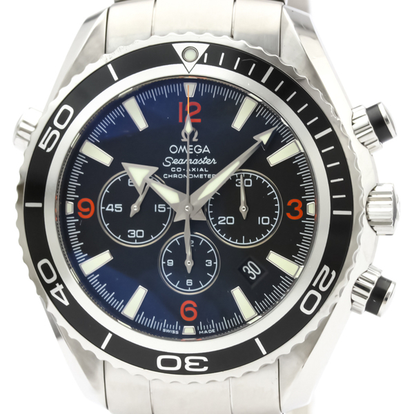 OMEGA Seamaster Planet Ocean 600M Chronograph Watch 2210.51