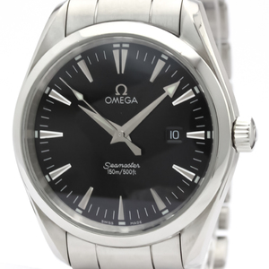 OMEGA Seamaster Aqua Terra Steel Quartz Mens Watch 2517.50