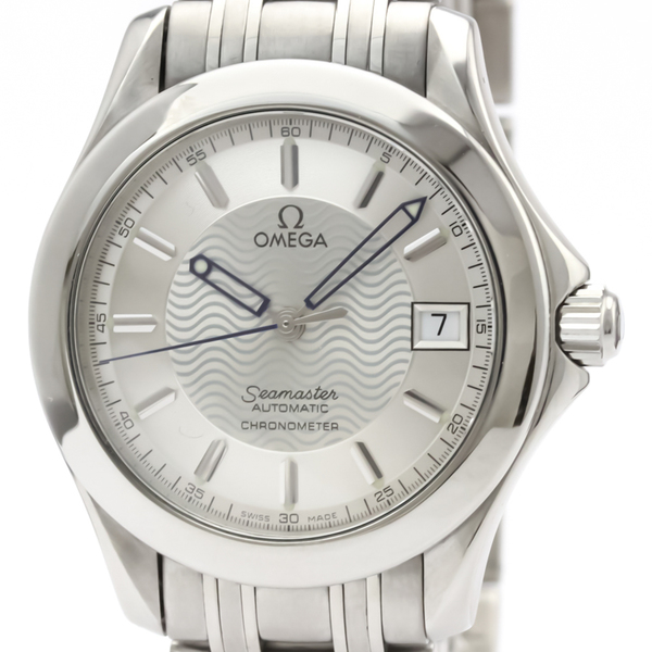 OMEGA Seamaster 120M Chronometer Steel Automatic Watch 2501.31