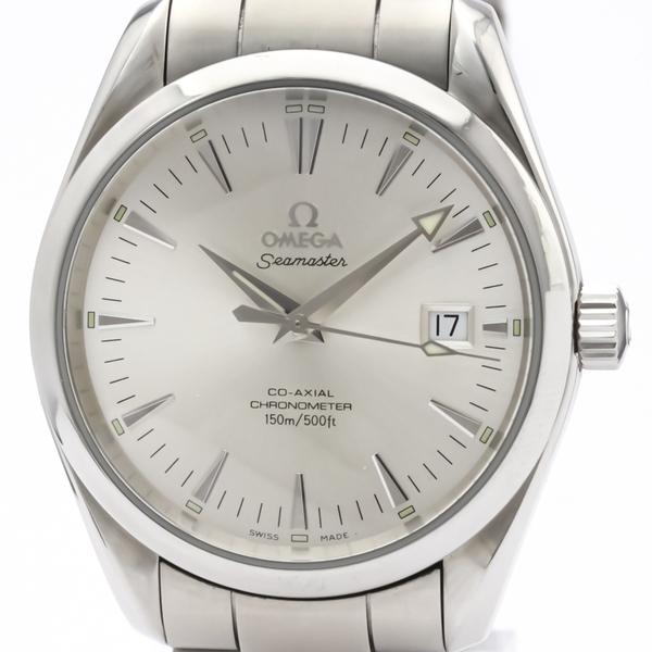 OMEGA Seamaster Aqua Terra Co-Axial Automatic Watch 2503.30