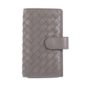 Bottega Veneta Intrecciato Keycase Unisex,Women,Men Leather Key Case
