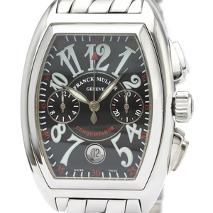 Franck Muller Conquistador Automatic Stainless Steel Men's Sports Watch 8001CC