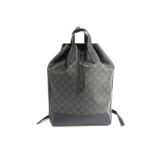 Louis Vuitton Monogram Eclipse M40527 Backpack Explorer Men's Backpack Monogram Eclipse