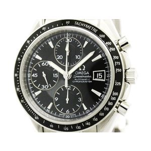 Omega Speedmaster Automatic Stainless Steel Men's Sports Watch 3210.50