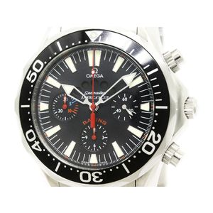 Omega Seamaster Automatic Stainless Steel Men's Sports Watch 2569.50