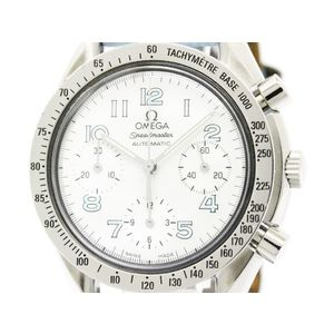 Omega Speedmaster Automatic Stainless Steel Men's Sports Watch 3802.71.53