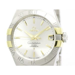Omega Constellation Automatic Stainless Steel,Yellow Gold (18K) Men's Dress Watch 123.20.38.21.02.005